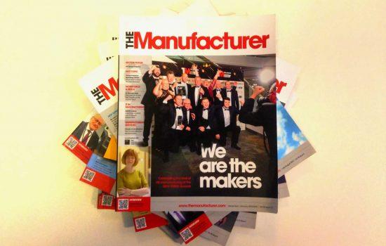 The Manufacturer Magazine 2015