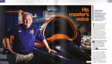 The Manufacturer June 2015 - Richard Noble - His Master's Voice