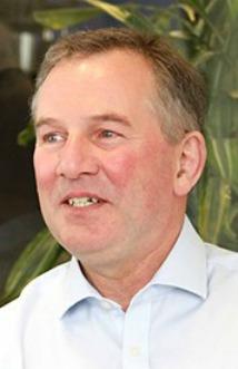 Chris Kingshott – managing director, manufacturing, Wincanton.
