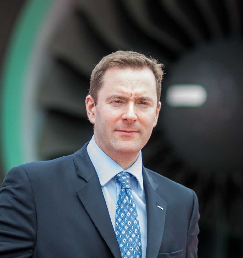 Paul Kahn, Airbus CEO and ADS Group President