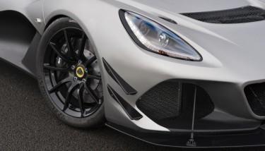 Lotus 3-Eleven Road version - front detail.
