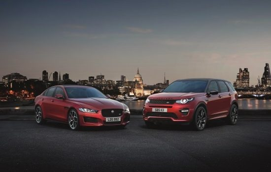 Jaguar Land Rover reports strong full year Global sales for 2015