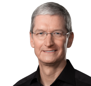 Tim Cook is the CEO of Apple and serves on its Board of Directors. Before being named CEO in August 2011, Tim was Apple's COO and was responsible for the company's worldwide sales and operations.
