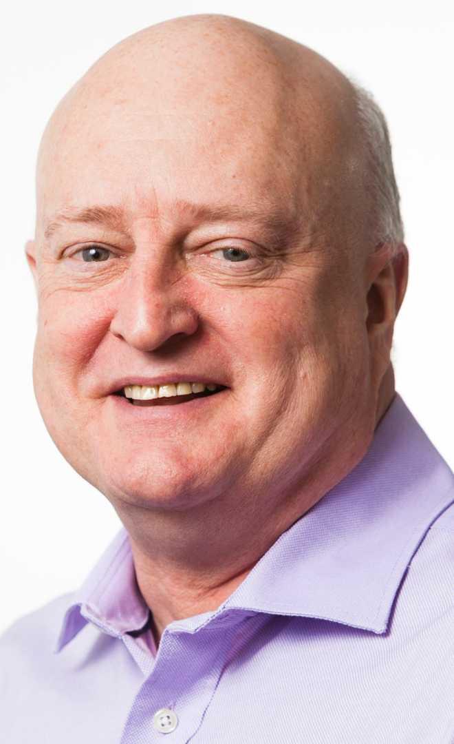 Ian Reid, chief executive, CENSIS.