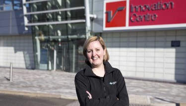 Hexagon Facilities Manager Claire Waterson will oversee Silverstone Park metrology facility.