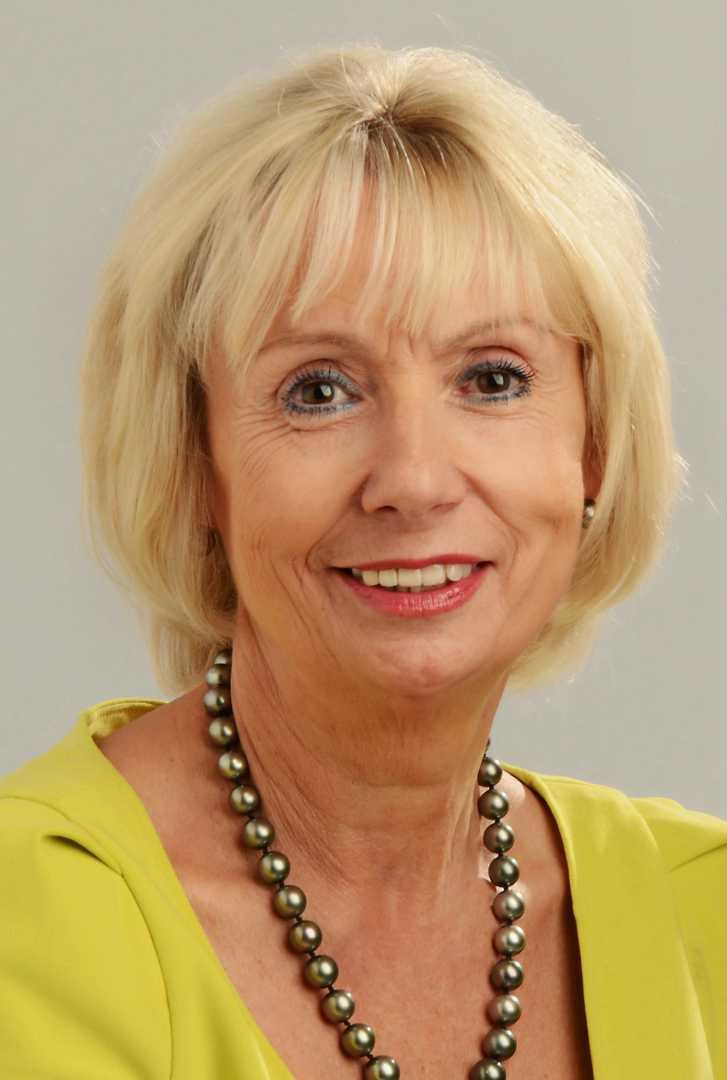 Liz Fothergill CBE. chair, Pennine Healthcare.