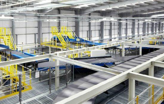 Royal Mail Parcelforce - Distribution Centre, Chorley
