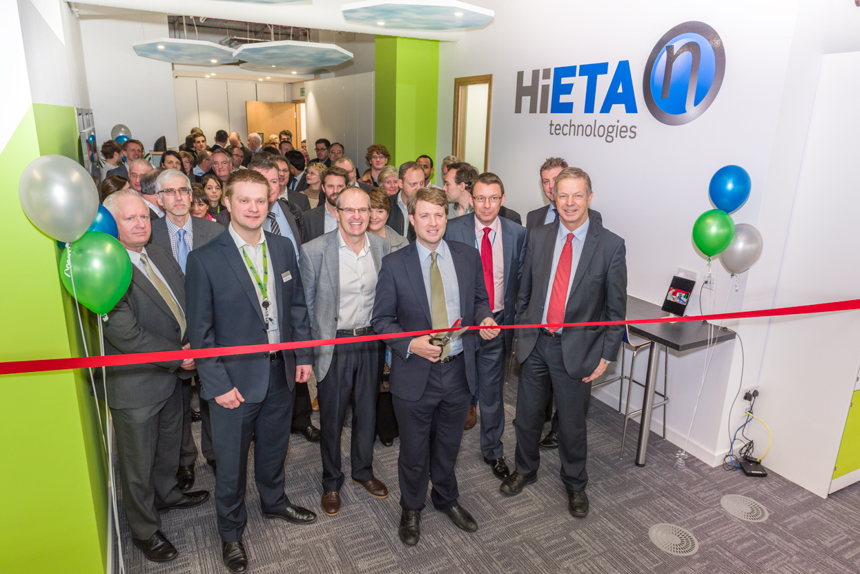 Official Opening of HiETA's Additive Manufacturing (AM) Technology Centre