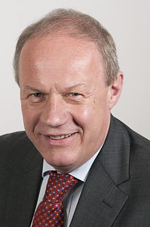 Chairman, Conservative European Mainstream Group – Damian Green MP.