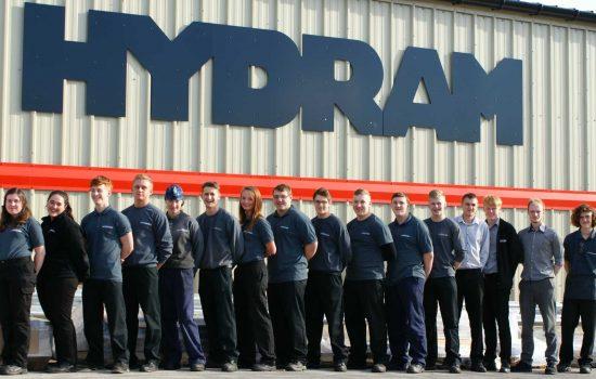 Hydram apprentices