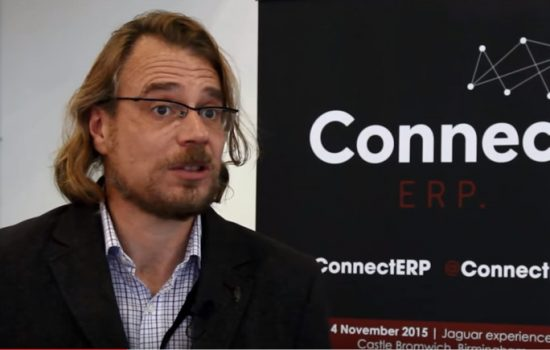 Peter Kalinowski, Business Solutions Manager, Clays, explains the benefits of attending Connect ERP