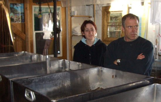 Maple Syrup producers - image courtesy of Kyle Macdonald