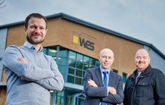 (L to R) Mark Robison, Mark Stokes & Ian Littleford.