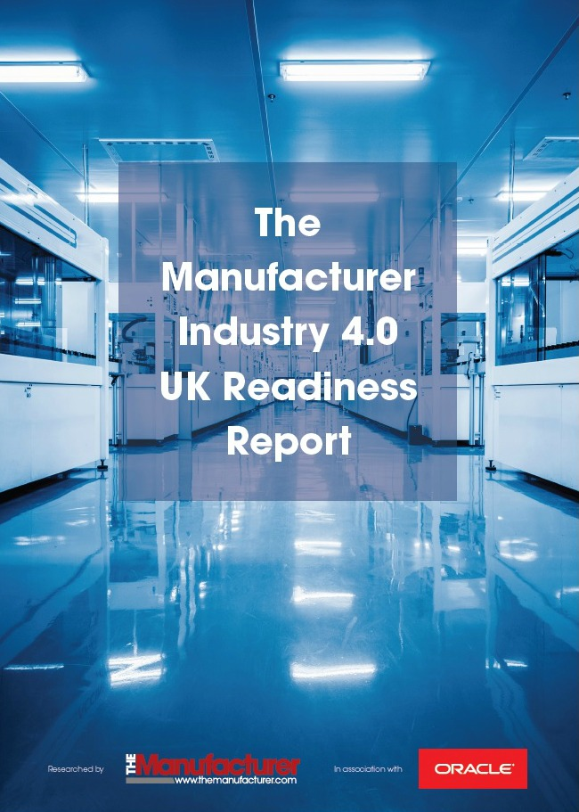 The Manufacturer & Oracle - Industry 4.0 UK Readiness Report