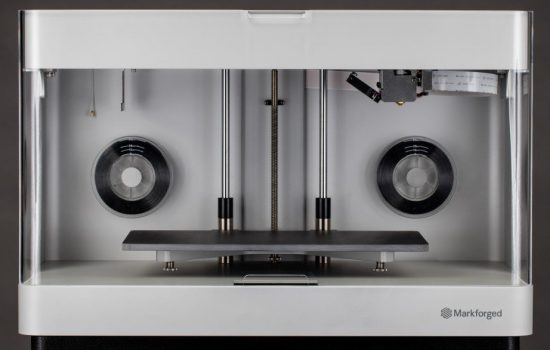The Mark Two – capable of industrial strength 3D printing - image courtesy of Markforged