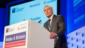 Chief executive of the EEF, Terry Scuoler: