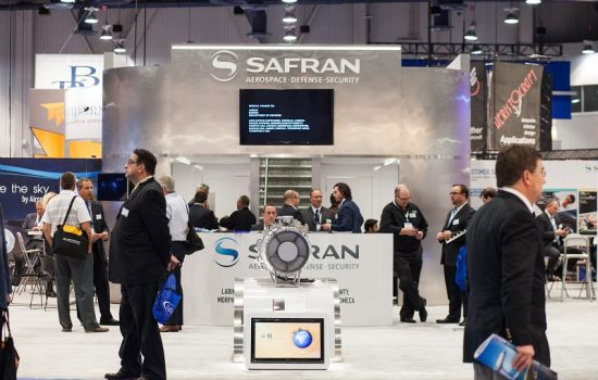 Safran plans to focus on its aerospace manufacturing business in the future. Image courtesy of Safran Group.