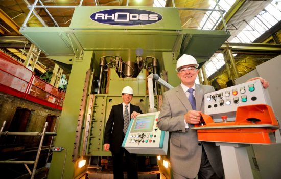 Joseph Rhodes Ltd will showcase audio-visual and graphical illustrations of the acclaimed range of Rhodes Super Plastic Forming and Diffusion Bonding presses.