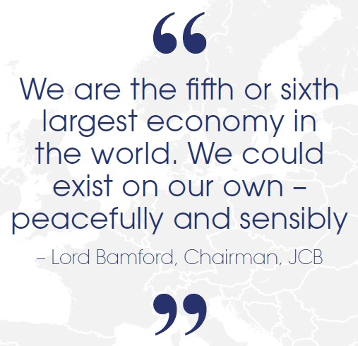 Brexit Quote Bamford