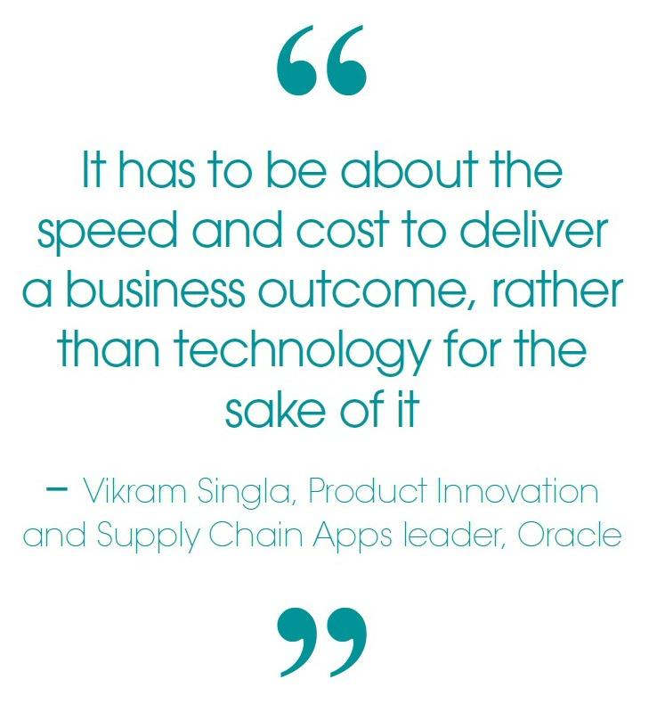 Supply Chain Managmement Cloud PQ2 - Oracle