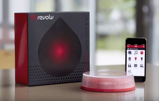 The Relvolv Hub devices will no longer function after Nest cut support. Image courtesy of Revolv.