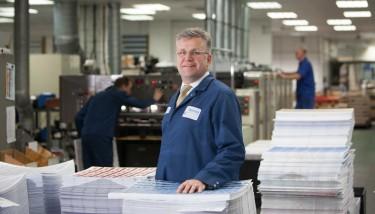 Paul Underwood, managing director, Thames Card Technology.
