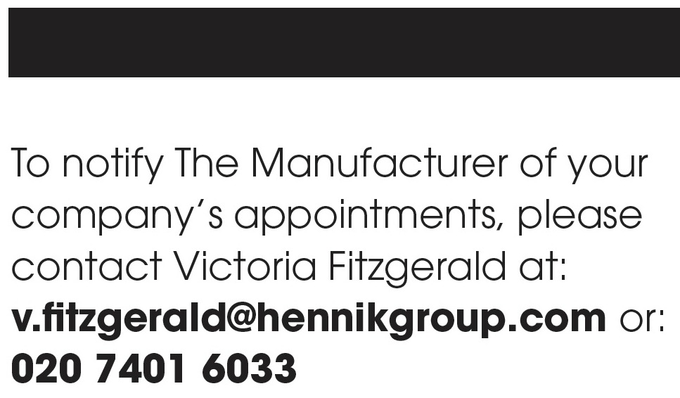 Appointments Contact Information
