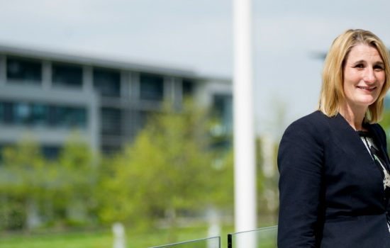 Professor Janet Godsell, Head of Operations and Supply Chain Strategy at WMG, University of Warwick