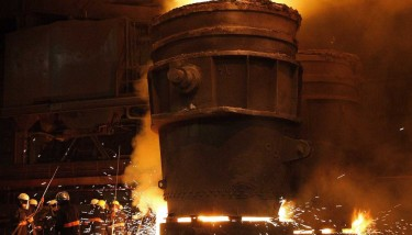 Large casting pour scheduled for Sheffield Forgemasters' foundry.