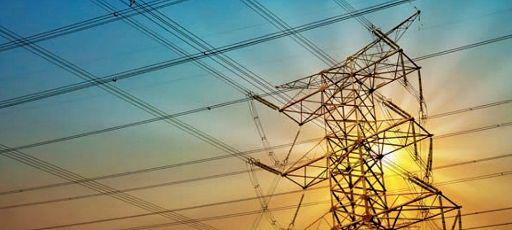 Electricity Pylon UK Energy.