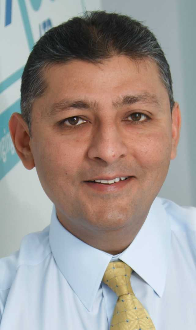 Sajid Mohammed, associate commercial director, Luxus.