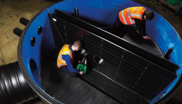 Polypipe is one of Europe's largest manufacturers of plastic pipe systems.