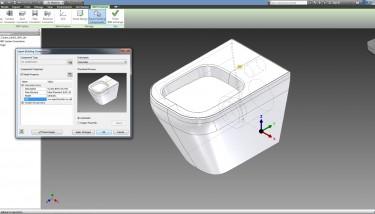 Ideal Standard - BIM Exchange Turano WC