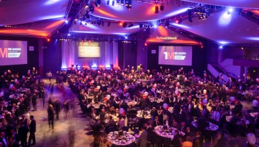 A photo from The Manufacturer MX Awards (TMMX Awards) 2015 in Birmingham - image courtesy of TM.