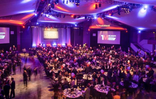 A photo from The Manufacturer MX Awards (TMMX Awards) 2015 in Birmingham - image courtesy of TM. The biggest manufacturing awards in the uk.