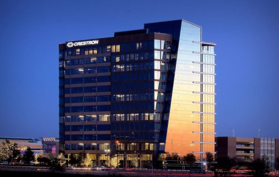 Crestron Electronics is to build its second largest site and will occupy the state-of-the-art Legacy Tower in Texas - image courtesy of Crestron Electronics