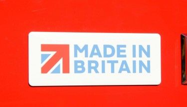 Luton-built Vivaro gets new Made in Britain badging (image courtesy of GM Company).