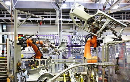 HSO Manufacturing Line Robot Automotive image