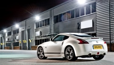 Nissan 370Z GT (image courtesy of Nissan Europe)Nissan 370Z GT (image courtesy of Nissan Europe)
