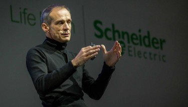Jean-Pascal Tricoire, CEO, Schneider Electrical