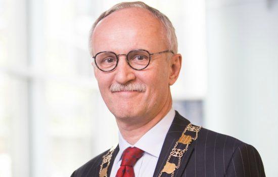 Professor Jonathan Seville, president IChemE - image courtesy of IChemE