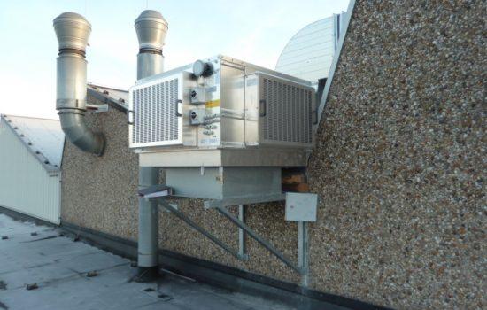 Colt Cool Stream Ventilation System