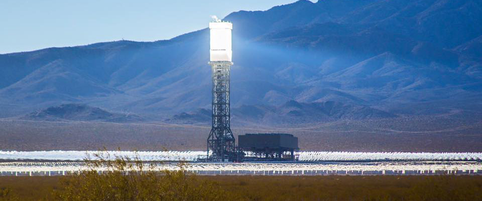 Fire At Ivanpah Solar Power Plant Caused By Own Mirrors