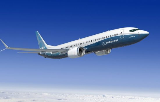 UK aerospace - 100 Boeing 737 MAX aircraft (pictured) will be sold to VietJet. Image courtesy of Boeing.