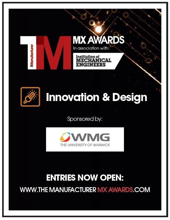 TMMX Awards Innovation & Design - sponsored by WMG