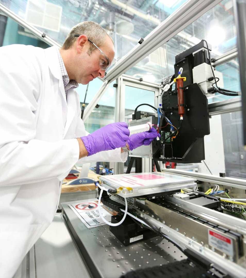 Warwick WMG additive manufacturing 3D printing