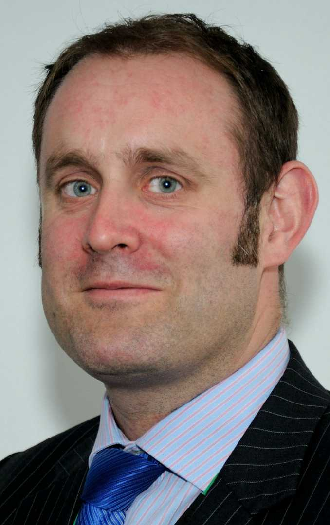 Andrew Steele, managing director, FORCAM UK.