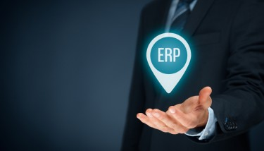 ERP is an important tool for companies with global distribution to help reduce costs and manage inventory - image courtesy of Shutterstock