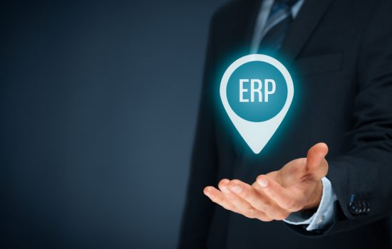 An ERP system is an important tool for companies with global distribution to help reduce costs and manage inventory - image courtesy of Shutterstock