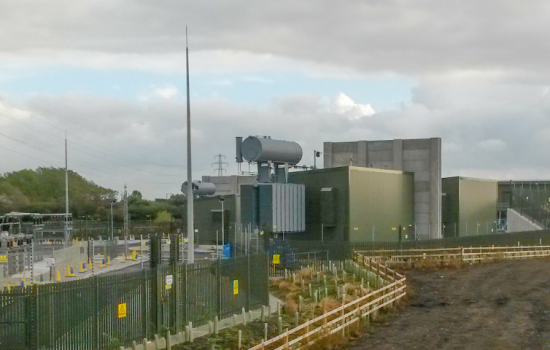 Merford's noise reducing technologies include active-noise reduction of electricity substations near urban areas